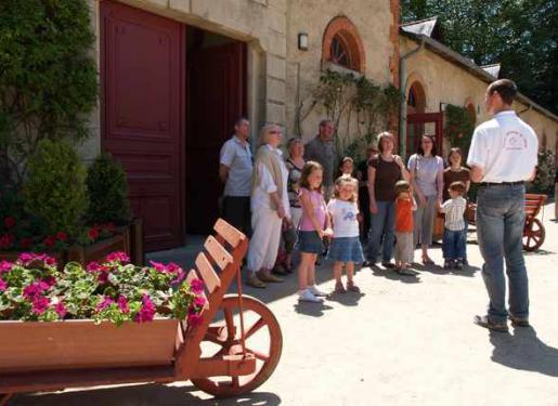 Visite guidée du Haras d'Hennebont